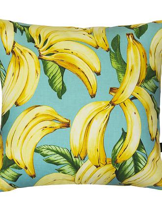 Poduszka dekoracyjna z bananami 45x45