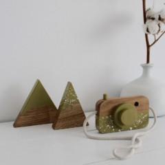 Przegląd drewnianych zabawek dla dzieci