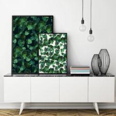 Zielone wnętrza, czyli prywatny las tropikalny