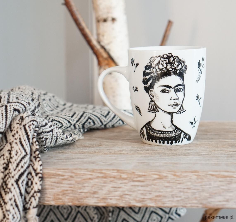 Inspiracja Plakat Frida Kahlo Magazyn Pakamerapl