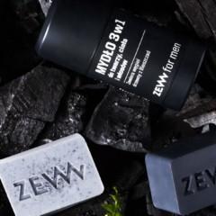 Naturalne kosmetyki dla mężczyzn, prosto z Bieszczad