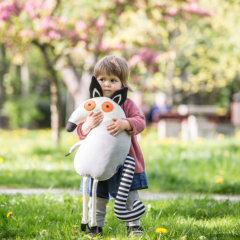 Ulubione zabawki i maskotki dla dziecka