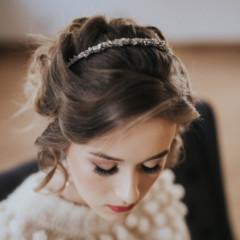 Ślubne ozdoby na włosy