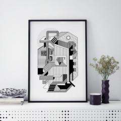Najlepsze plakaty architektoniczne
