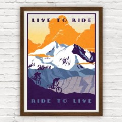 Plakaty podróżnicze