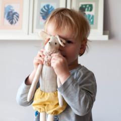 Pluszaki dla malucha – pies czy kot