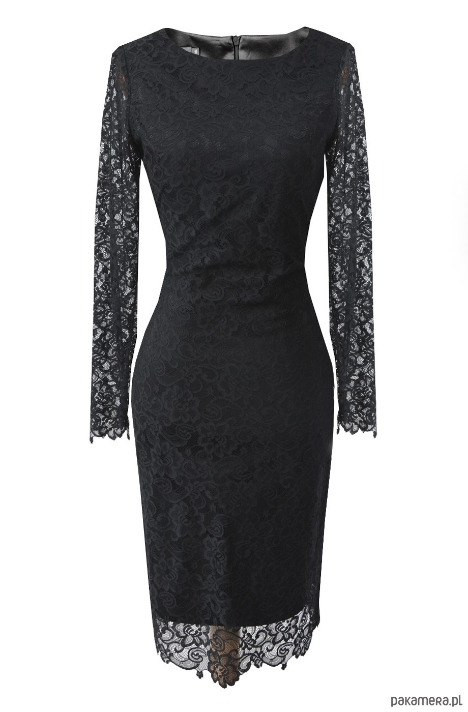 e0f7f70163 Koronkowe sukienki doskonale sprawdzają się przy wszelkich wieczorowych  wyjściach