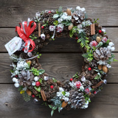 Wianki na Boże Narodzenie