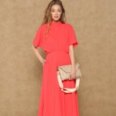 Modne kolory wiosna-lato 2019 :: soczysta pomarańcza