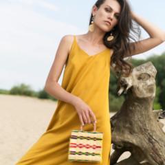 Modne kolory wiosna-lato 2019 :: Słoneczny żółty