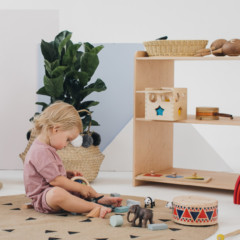 Pierwszy pokój dziecka