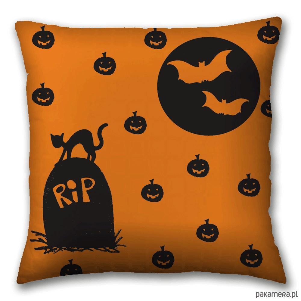 dekorację na Halloween poszuka