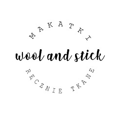 wool and stick