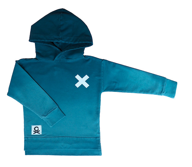 hoodie - ombre - LIMITED EDIDION