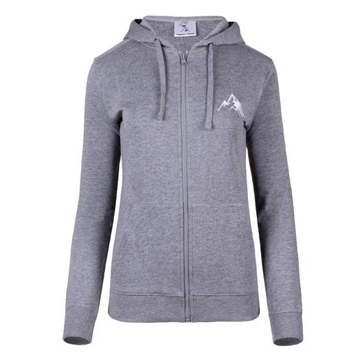 Tatra Art bluza damska szara hoodie gray góry