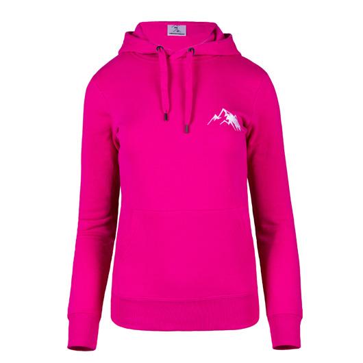 Tatra Art bluza damska róż hoodie pink góry
